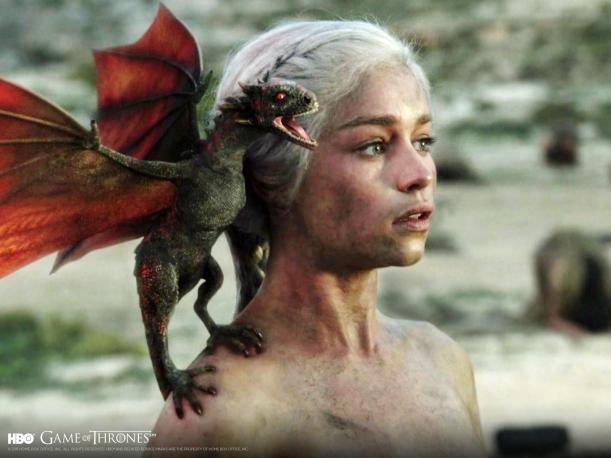 Daenerys-Targarye