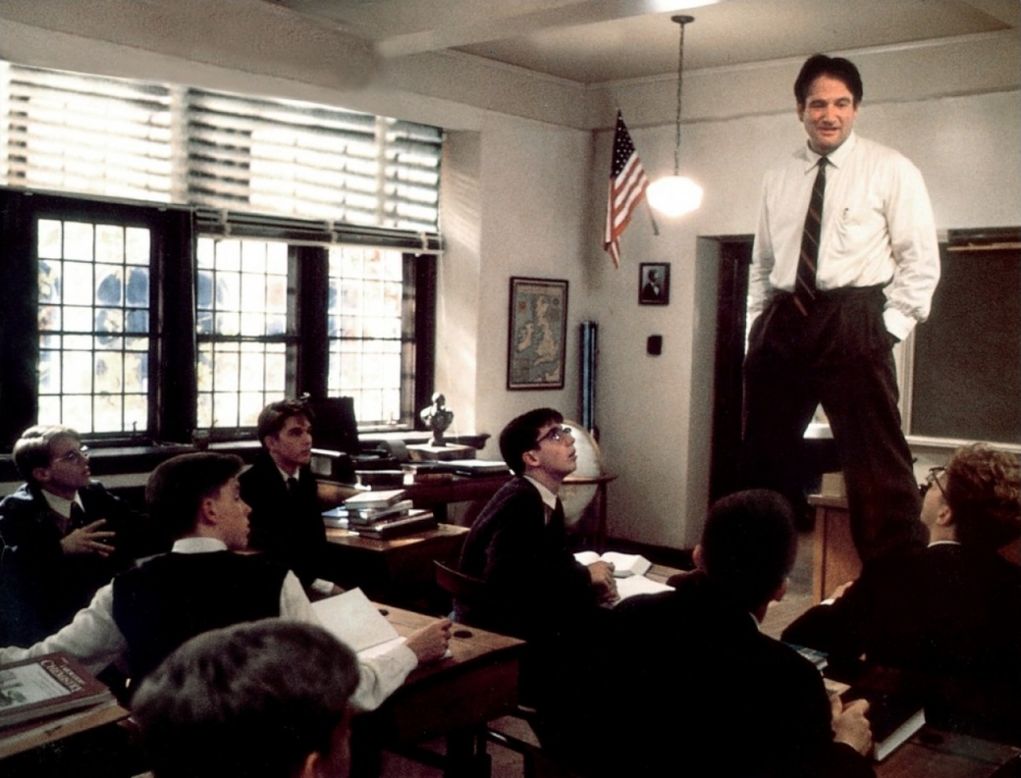 The Dead Poets Society-Initial Response. - GCSE Sociology - Marked by ...