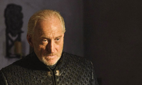 Charles Dance is a man for austere seasons in Game of Thrones