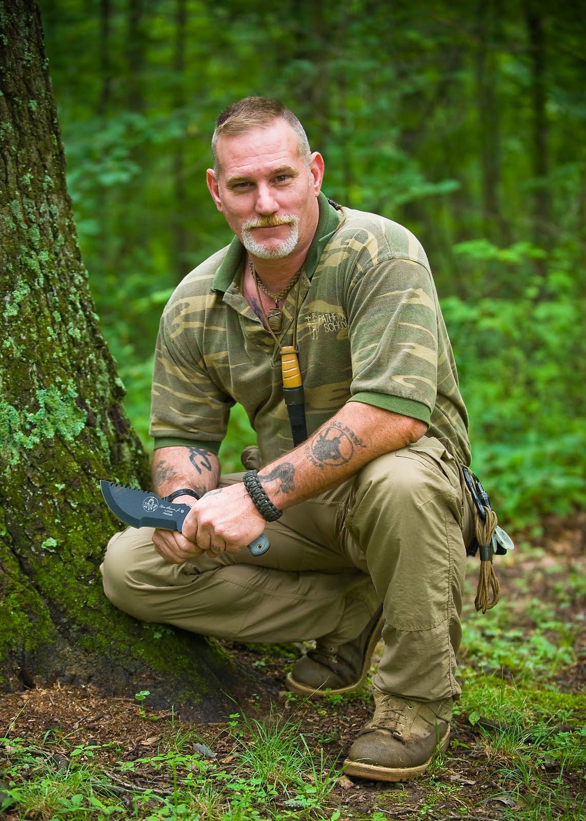 Survivalist dies video