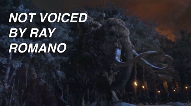 Game of Thrones Wooly Mammoth