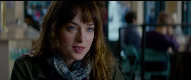 Fifty Shades of Grey Trailer Coffee Shop