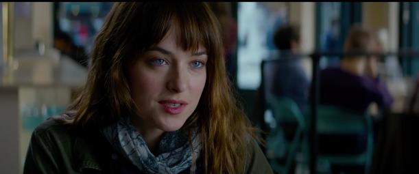 Fifty Shades of Grey Trailer Coffee Shop