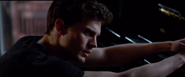 Fifty Shades of Grey Trailer Dark Brooding Christian Piano