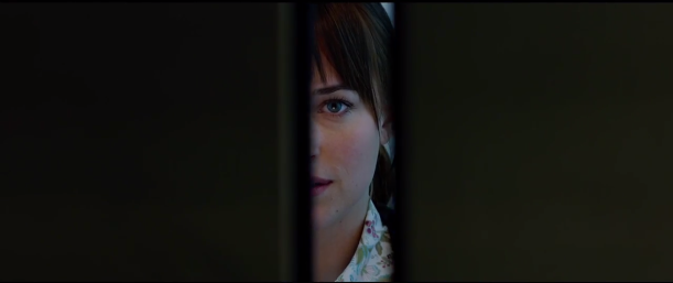 Fifty Shades of Grey Trailer Elevator Anastasia Steele