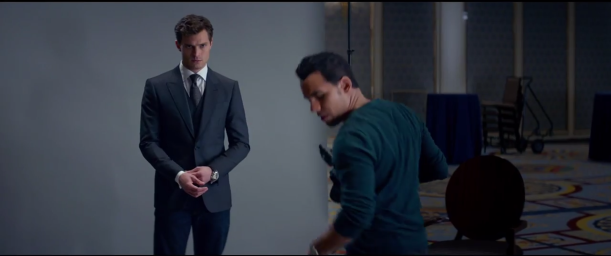 Fifty Shades of Grey Trailer Christian Grey