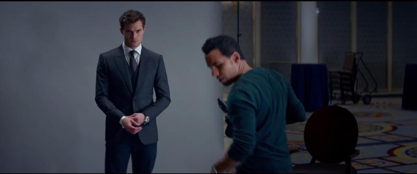 Fifty Shades of Grey Trailer Christian Grey